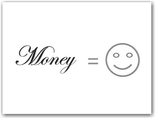 money cannot bring happiness Researchers: power does not bring happiness in friendships  study proves the  saying: money can't buy you happiness june 28, 2012.