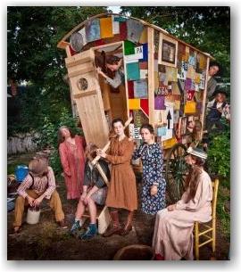 Beerhorst Family Wonder Wagon - Grand Rapids Artprize
