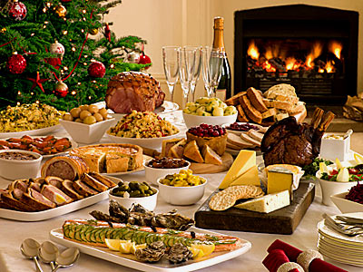 How To Enjoy Holiday Food Without The Weight Gain